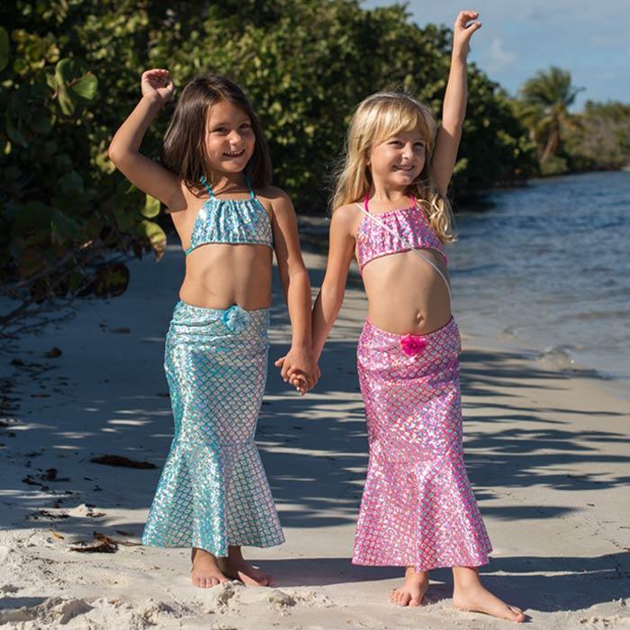 3cf20e186a938 Diamond Mermaid Swimsuit Set - Shebop Beach
