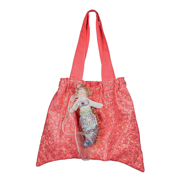 fed940142e Mermaid Tail Tote Bag - Shebop Beach
