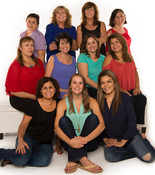 Shebop Beach Staff Group Photo