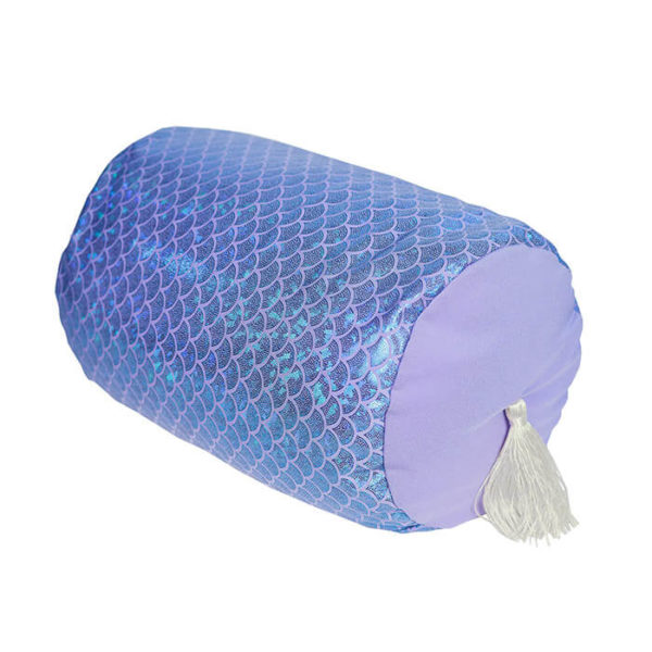 7208 Mermaid Tassle Beach Pillow